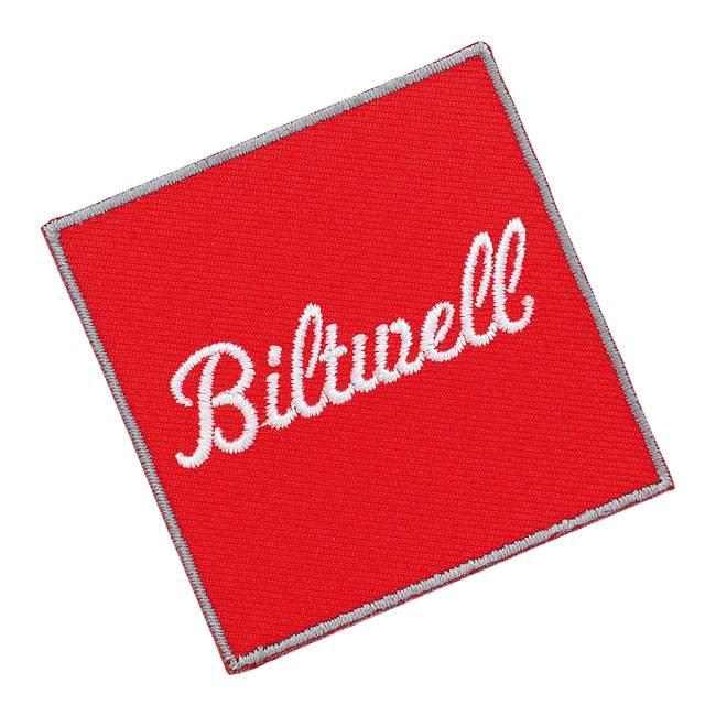 Biltwell Patch Square Logo - Biltwell