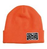 Biltwell Beanie Patch Orange - Biltwell
