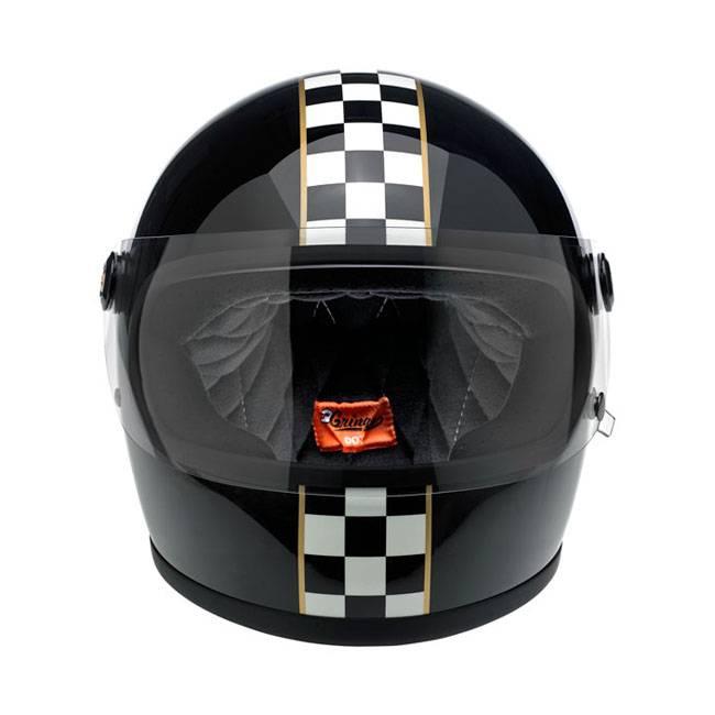 Biltwell Gringo S Le Checker Black - Biltwell