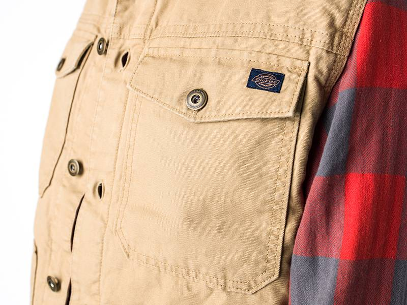 Dickies Canvas Vest - Dickies