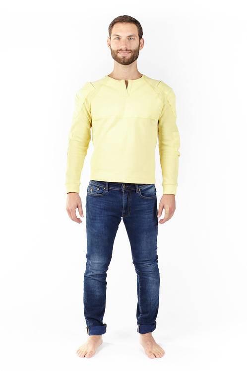 BowTex Kevlar t-shirt Yellow - BowTex