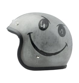 DMD Vintage Smile Grey Handmade - DMD