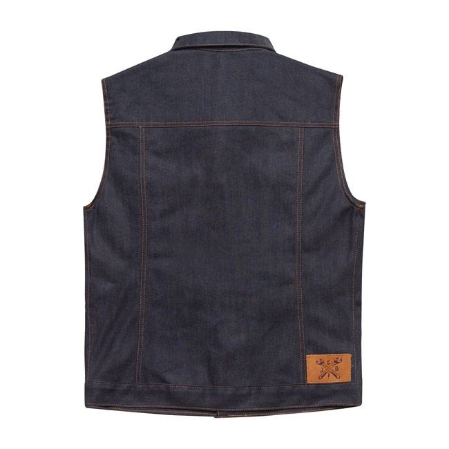 John Doe Vest Raw Denim - John Doe