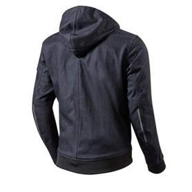 Revit Hoody Stealth Dark Blue - Rev'it - SAMPLESALE
