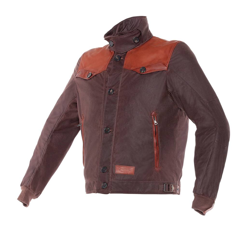 Dainese Powel Tex Dark Brown - Dainese - SAMPLESALE