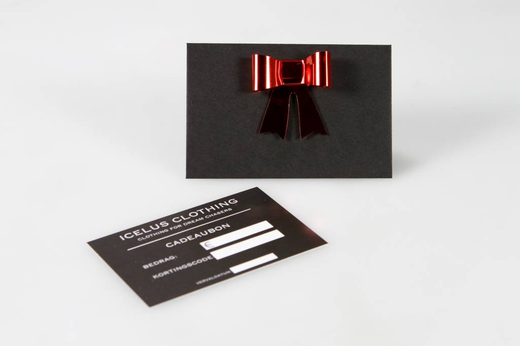 Icelus Clothing Giftcard €25