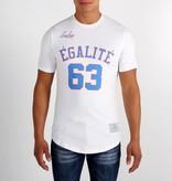 Icelus Clothing Égalité Tee White