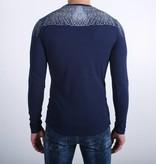 Icelus Clothing Wing Longsleeve Blue
