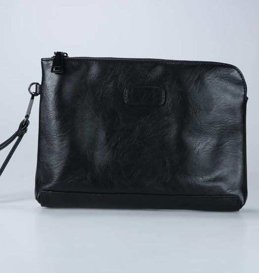 Icelus Clothing Black Bag