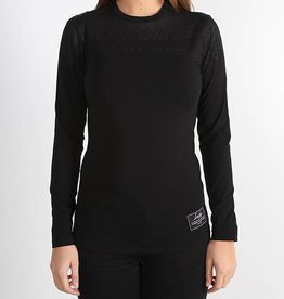 Icelus Clothing Wing Longsleeve Black/Black Women