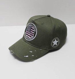 Icelus Clothing Baseball Cap Green (Model 2)