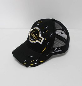 Icelus Clothing Baseball Cap Black (Model 1)