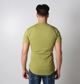 Icelus Clothing Puissance Series Green