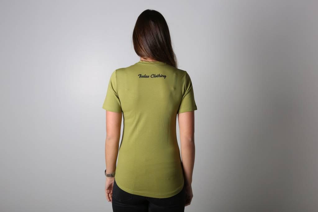 Icelus Clothing Brotherhood Series Green Women
