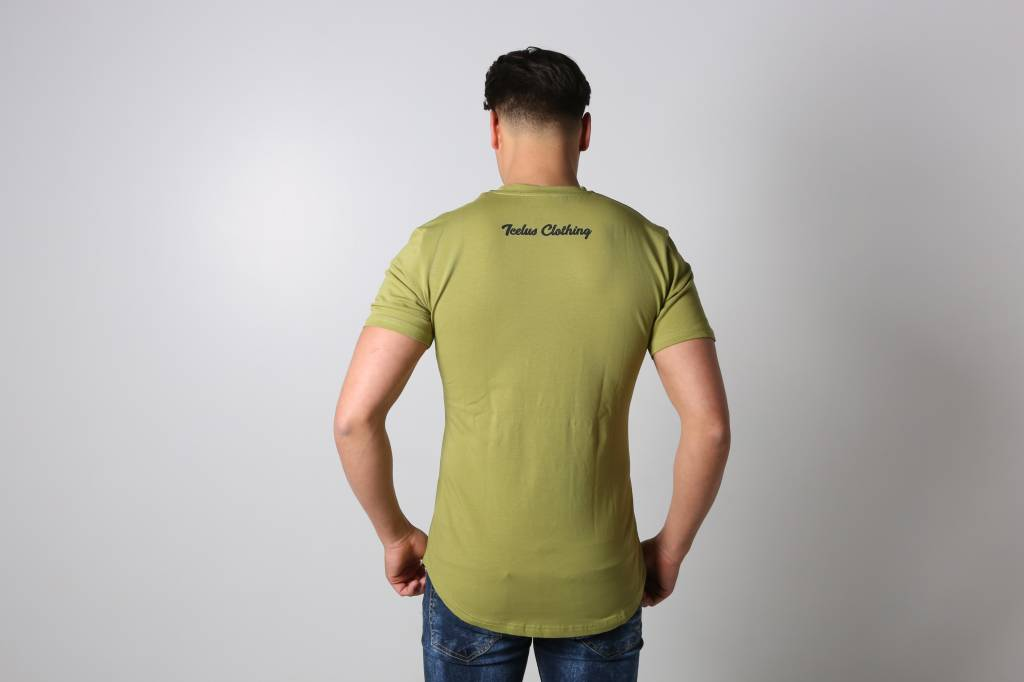 Icelus Clothing Brotherhood Series Green