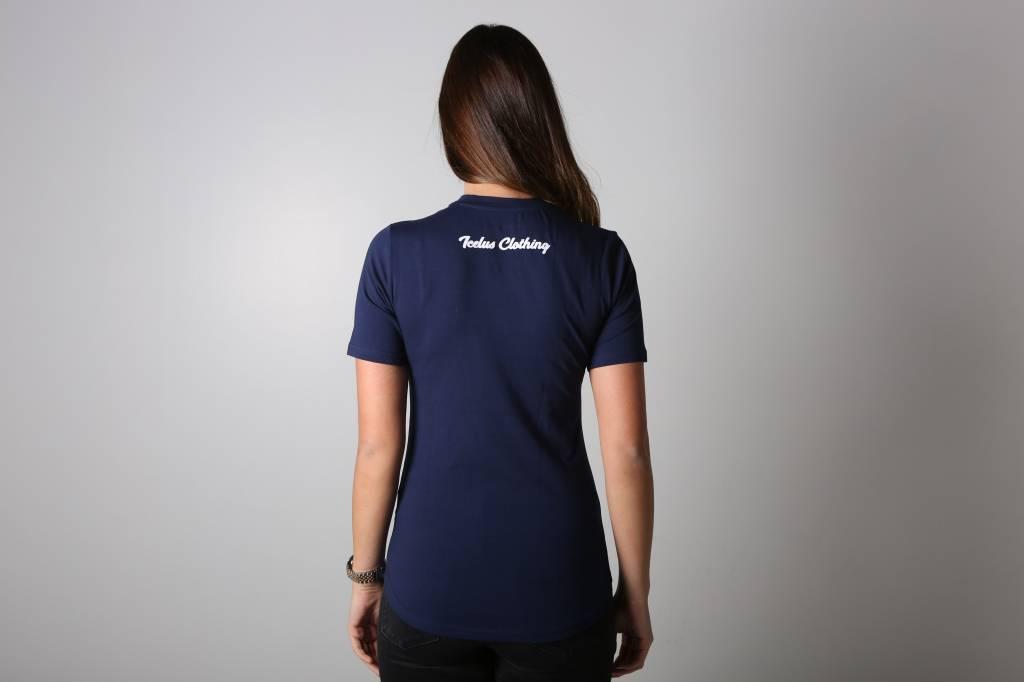 Icelus Clothing Brotherhood Series Blue Women