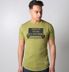 Icelus Clothing Prison Series Green