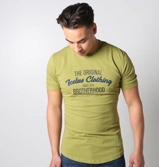 Icelus Clothing Brotherhood Series Green
