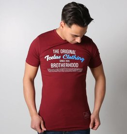 Icelus Clothing Brotherhood Series Red