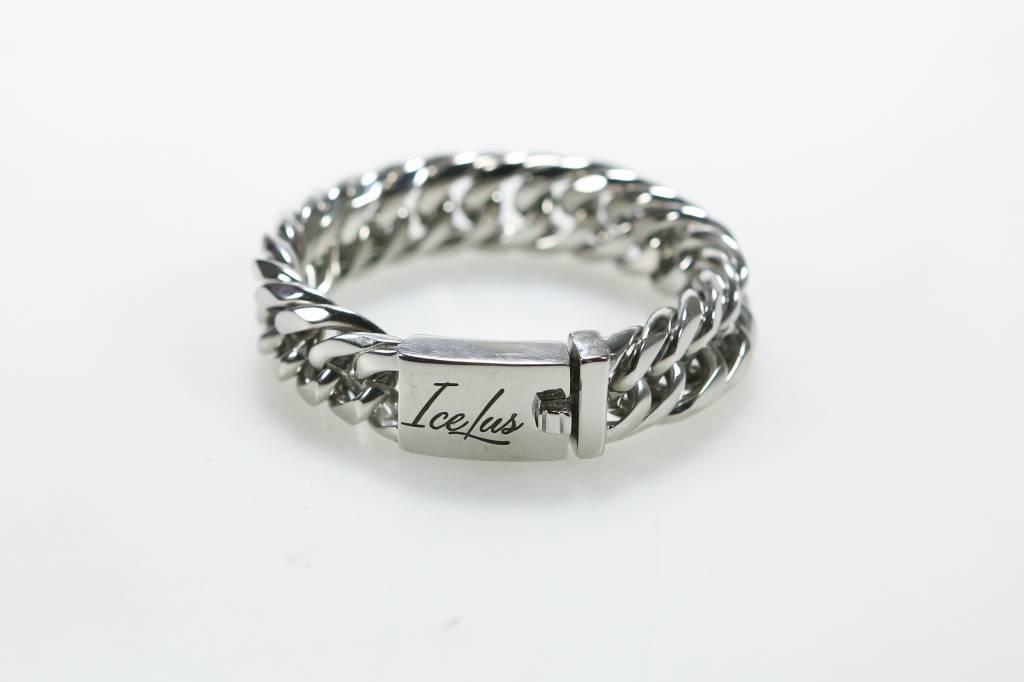 Icelus Clothing Icelus Silver Bracelet
