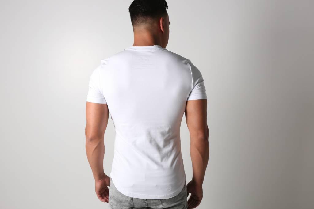 Icelus Clothing Wing Series White