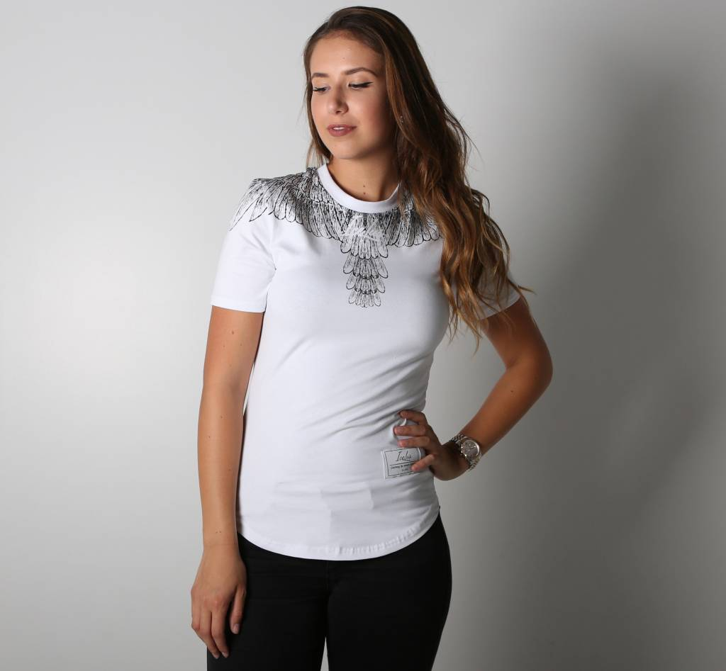 Icelus Clothing Wing Series White Women