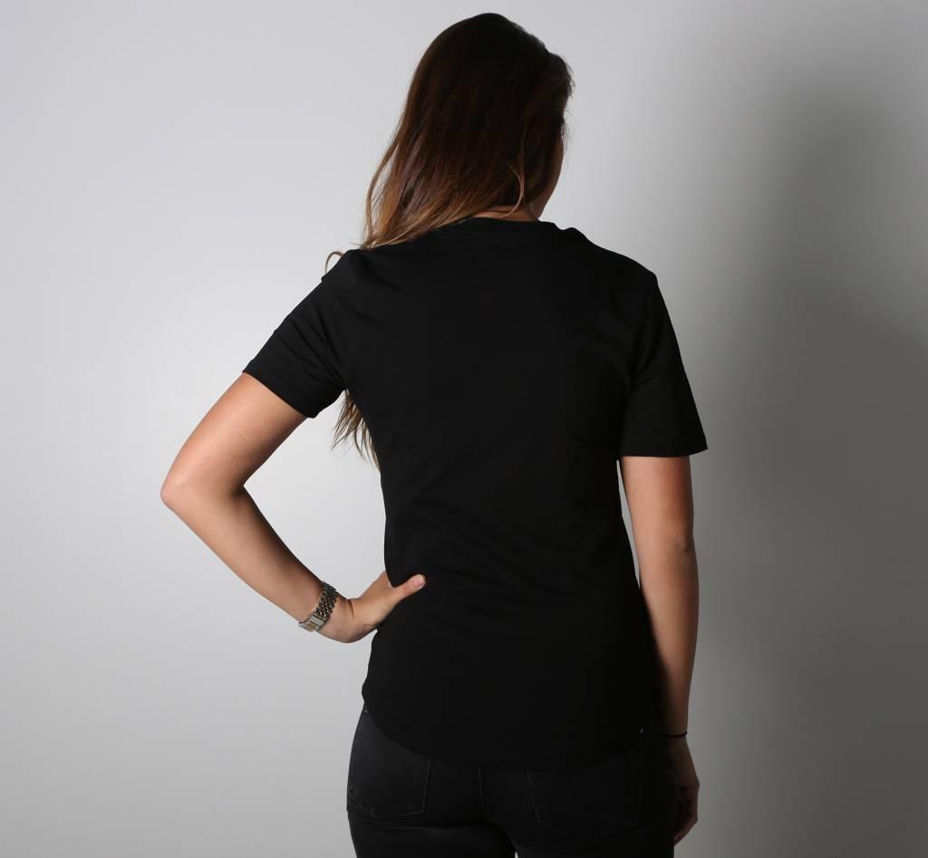 Icelus Clothing Jeans Series Black Women