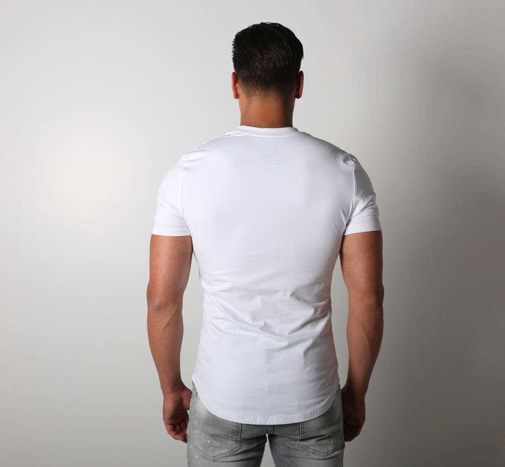 Icelus Clothing Jeans Series White