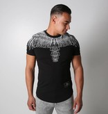 Icelus Clothing Wing Series Black