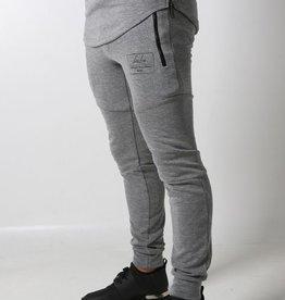 Icelus Clothing Tech Fleece Pants Grey