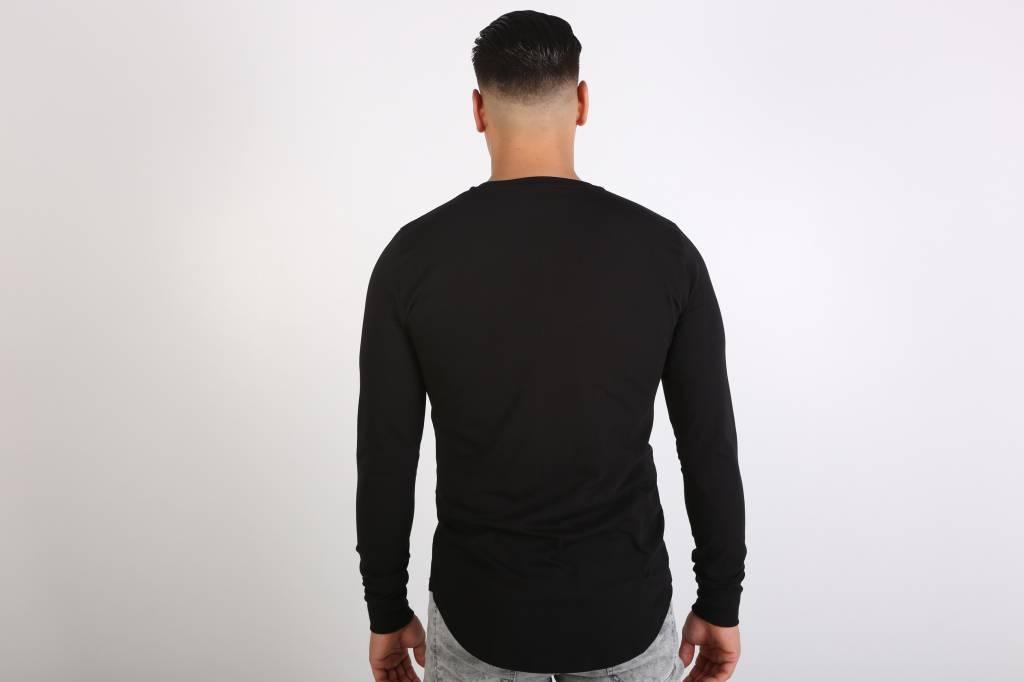 Icelus Clothing Casino Longsleeve Black