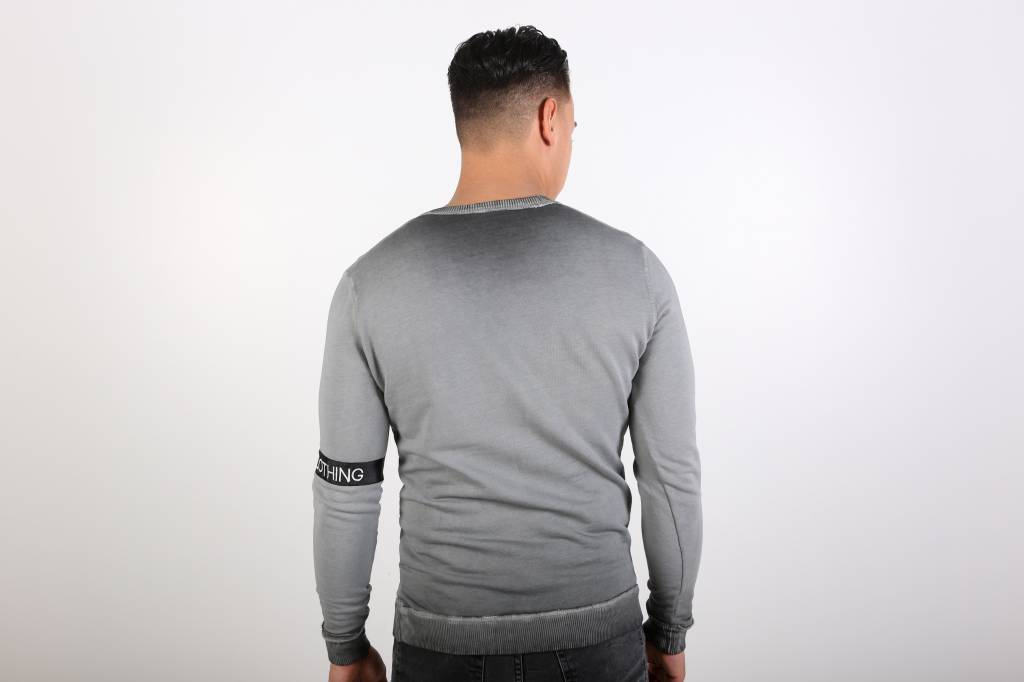 Icelus Clothing Casino Sweater Grey