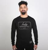 Icelus Clothing Vertical Longsleeve Black