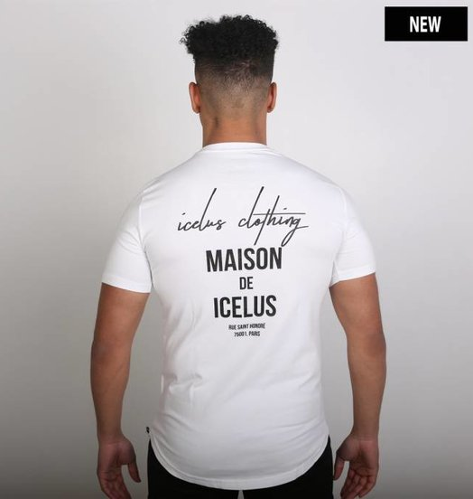 Icelus Clothing Maison Series White