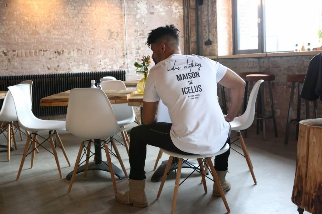 Icelus Clothing Maison Series White