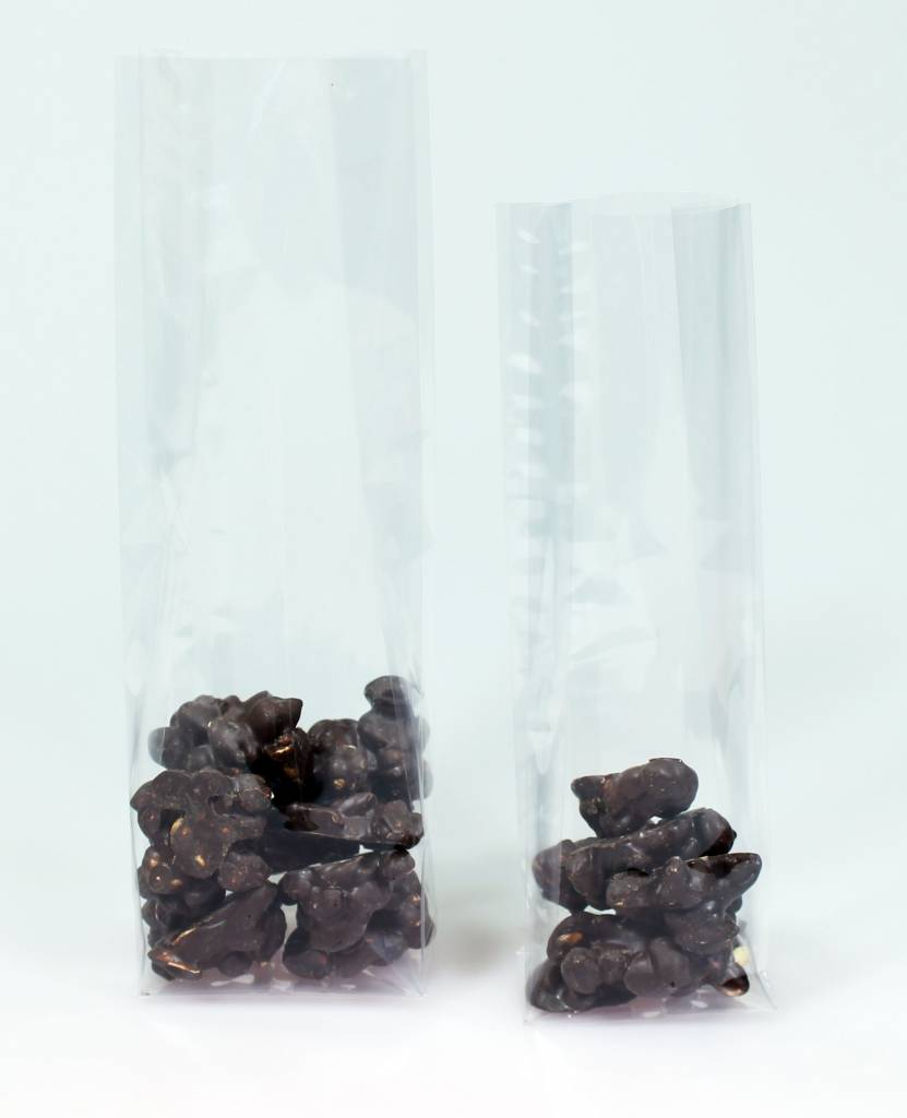 Blokbodemzakjes 40 µm - 1000 stuks