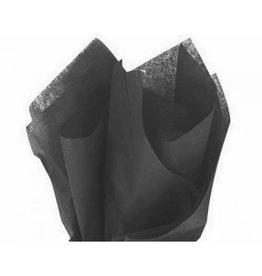Vloeipapier zwart