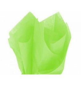 Vloeipapier lime