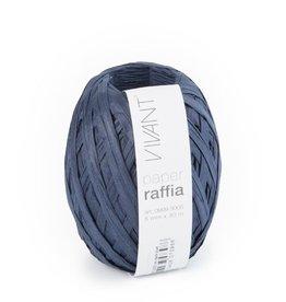 Paper Raffia - Dark Blue - 6 rollen