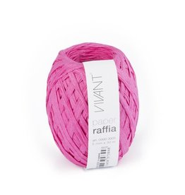 Paper Raffia - Azaléa - 6 rollen