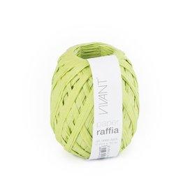 Paper Raffia - Spring Green - 6 rollen