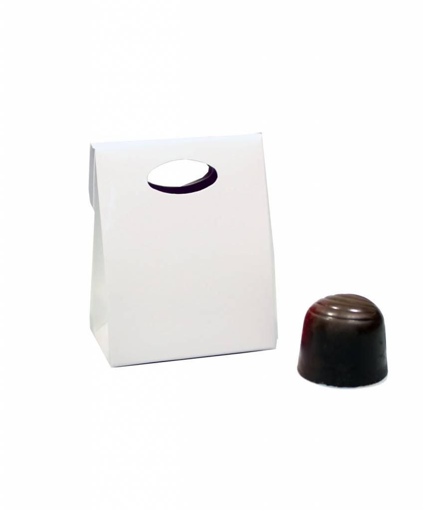 FunBox - Wit - 65*37*80mm - 100 stuks