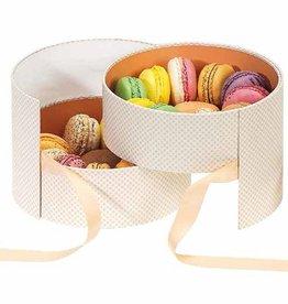Caja Macaron Elisa - 6 unidades