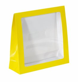 "Vulzakje ""In the Pocket"" - geel - 50 stuks"