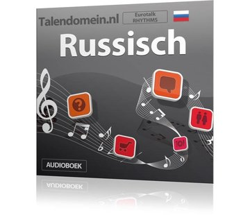 Eurotalk Rhythms Leer Russisch voor Beginners - Audio taalcursus (Download)