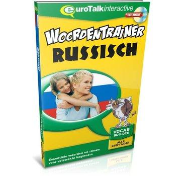 Eurotalk Woordentrainer ( Flashcards) Cursus Russisch voor kinderen - Flashcards
