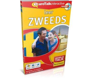 Eurotalk World Talk Leer Zweeds voor Gevorderden - Cursus world talk Zweeds