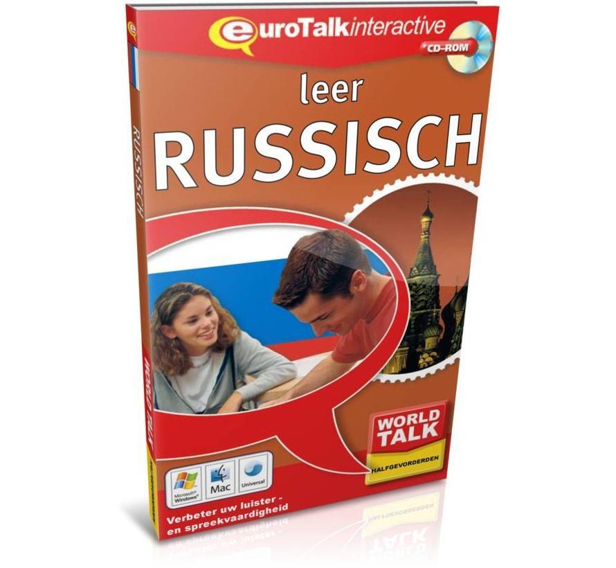 Cursus Russisch voor Gevorderden