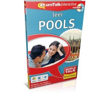 Eurotalk World Talk Leer Pools voor Gevorderden - Cursus world talk Pools