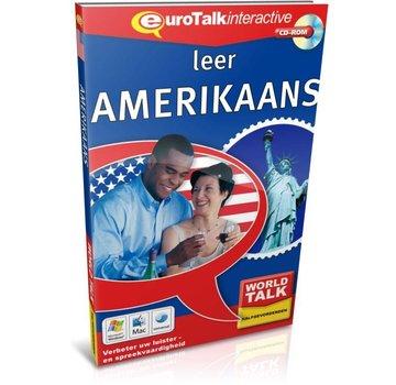 Eurotalk World Talk Leer Amerikaans Engels voor Gevorderden - Taalcursus